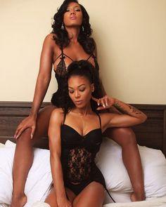 Black lesbians vid