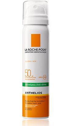 Tout savoir sur ANTHELIOS Brume Fraiche Invisible SPF 50, un produit de la gamme Anthelios de La Roche-Posay recommandé pour Peaux sensibles  ou allergiques au soleil. Conseils d'experts gratuits