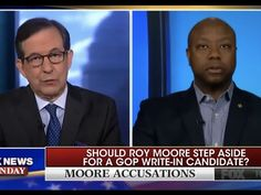 """Senator Tim Scott made it clear this morning he still thinks Roy Moore should step aside from the Senate race and allow a better Republican to run as a write-in candidate.<br><br>On Fox News Sunday, he first told Chris Wallace that an ethics investigation on Al Franken over his gross behavior is important and necessary.<br><br>As for Moore, Scott reiterated that he believes the allegations are """"stronger than the denial"""" and that Moore """"should find something else to do.""""<br><br>He believes…"""