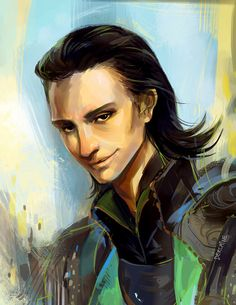 Loki why are you so hot!?