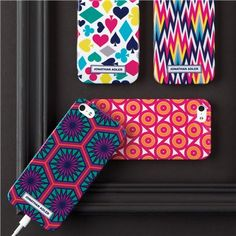 Jonathan Adler iPhone 5 Case Positano Hexagons