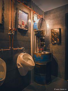 BUNKER Restaurant-Bar (Slovenia) « 6th-Sense Interiors - Design interior Cluj