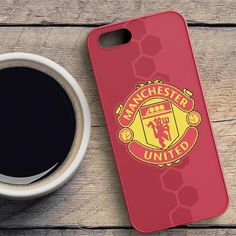 Premier League Manchester United iPhone 5/5S Case | casefantasy