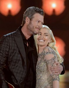 Pin for Later: Les 22 Meilleures Photos des Billboard Music Awards Gwen Stefani et Blake Shelton