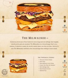 40 Of The Most Delicious-Looking Cheese Burger Combinations Ever - UltraLinx Burger Menu, Gourmet Burgers, Burger Recipes, Burger Ideas, Junk Food, Big Burgers, Brunch, Tasty Bites, Muffins