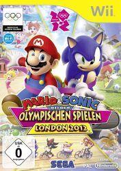 Mario & Sonic bei den Olympischen Spielen: London 2012 (Nintendo Wii Game)