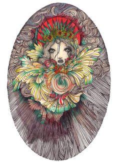 Olivia Rose Illustration