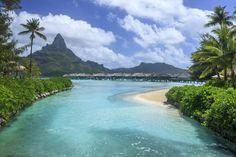 Otemanu à Bora Bora