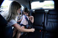 Blog do Arretadinho: Cadeirinha na van escolar é motivo de polêmica