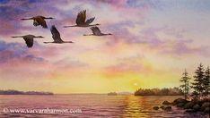 Varvara Harmon - Artist and Illustrator - Original Paintings, Watercolors