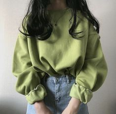 Green minty lime matcha aesthetic shirt tees shoes summer winter spring Korean fashion ulzzang fashion green overalls all green green fashion green outfits Korean Aesthetic, Aesthetic Fashion, Aesthetic Clothes, Look Fashion, Korean Fashion, Aesthetic Green, Fashion Women, Nature Aesthetic, Ulzzang Fashion