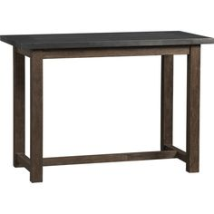 | Copy Cat Chic | chic for cheap: Crate and Barrel District High Dining Table $699