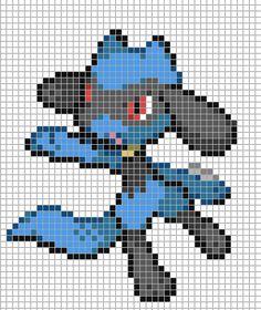 21 Meilleures Images Du Tableau Pixel Art Pikachu Pokemon