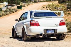 Subaru fan blog — topvehicles: 2007 Subaru Impreza WRX STI via...