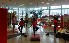 2-3/01/2016. Taller de yoga. Actividad para niños y niñas entre 5 y 10 años / Urtarrilaren 2-3an. Yoga tailerra. 5 eta 10 urte bitarteko haurrentzat.