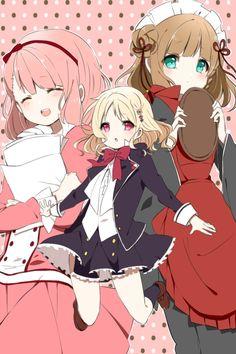 Tags: Anime, Pixel Art, Pixiv, Nanami Haruka, Uta no☆prince-sama♪