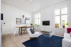 FINN – Beste Grünerløkka - Nydelig og svært gjennomført 3-roms selveier med balkong. Meget god standard. Rolig beliggenhet.