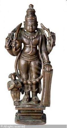 SOUTHERN INDIA - Siva Virabhadra