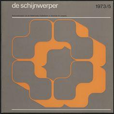 Jolijn van de Wouw – De Schijnwerper – 1971 – Bron: TD00703 #totaldesign