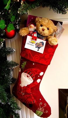 The Art of Filling your #Christmas Stockings  The Elf Way. Some lovely ideas on how to fill your Christmas #stockings.