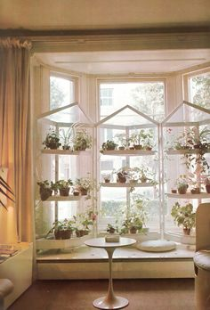 Retro window display