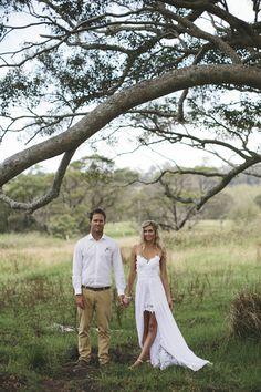 Hollie dress wedding shot by James Frost (Sydney based) - Grace Loves Lace - Unique Bridal fashion