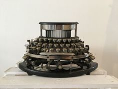 Antique Imperial B Typewriter vintage Schreibmaschine máquina de escribir #TheImperialTypewriterCompany