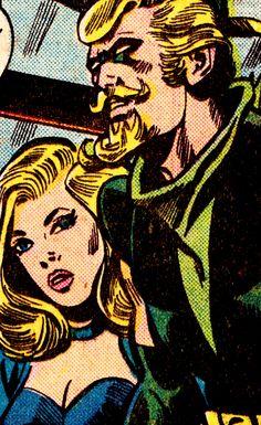 Black Canary & Green Arrowby Dick Dillin  McLaughlin