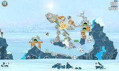 Angry Birds Star Wars, lo último de juegos Android