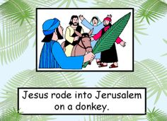 The Easter Story. Use this illustrated story to explain the Easter story to younger pupils.