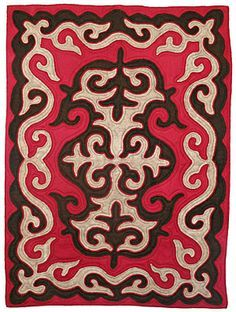 90 Best Kyrgyz Rugs And Embroidery