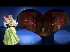 ▶ Frozen - Love Is An Open Door (Chinese Mandarin)(普通话) - YouTube