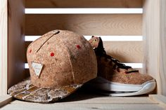 Image of Hater Snapback Cork Cap