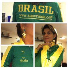 Raquel Superlinda: Ganhando ou Perdendo a Copa...