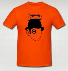 Clockwork Orange T-shirt | Blasted Rat
