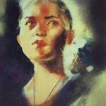 ©Raul Allen 2012  Painting using Sensu and Procreate