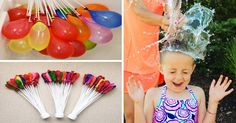 Magic Water Balloon Fillers w/Over 100 Balloons | Jane