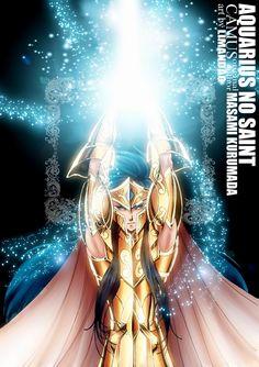 Camus - Aquarius (Gold Knight)