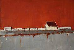 Red Sky. Sandra Pratt