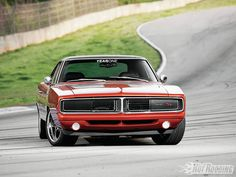 1969 Dodge Charger #muscle #car