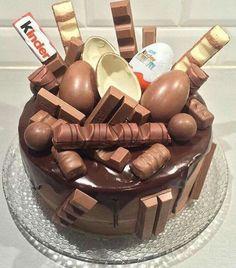 Chocolate coma cake