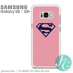 Supergirl (3) Phone Case for Samsung Galaxy S8 & S8 Plus