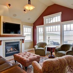 Living Room Paint Color Ideas: What Colors Work Best Part 43