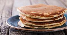Recette de Pancakes Croq'Kilos aux flocons d'avoine pour pause coupe-faim. Facile et rapide à réaliser, goûteuse et diététique.