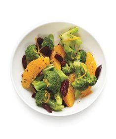 Get the recipe for Broccoli, Orange, and Olive Salad.