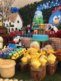 Maça, Cake Pop e doces decorados