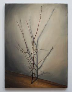 The Branch — Michaël Borremans, 2003