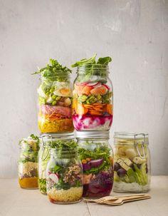 Salade hiver : découvrez 11 idées de salades hivernales - Elle à Table