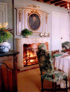 Ginny Magher's Provence Farmhouse Mas de Baraquet
