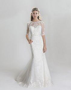 Wedding Dresses by Lillian West | Wedding Dress & Bridal Gown Designer | All Styles